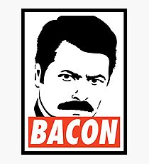 Bacon Photographic Print