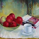 Seasons by Elena Oleniuc