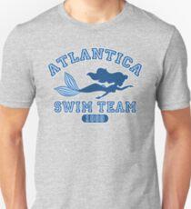 Atlantica Swim Team Unisex T-Shirt
