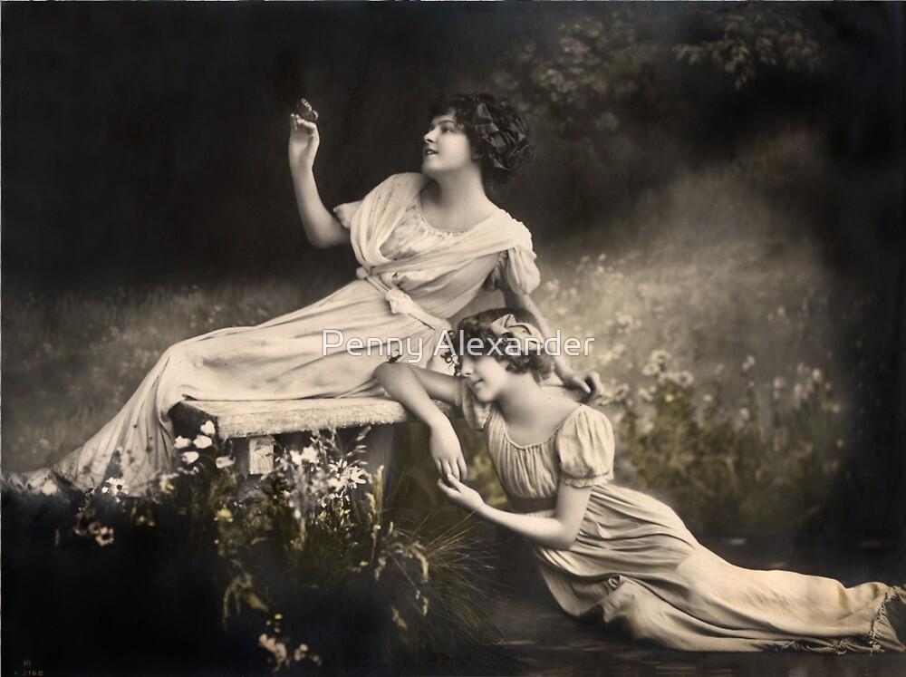 Vintage Victoriana by Penny Alexander