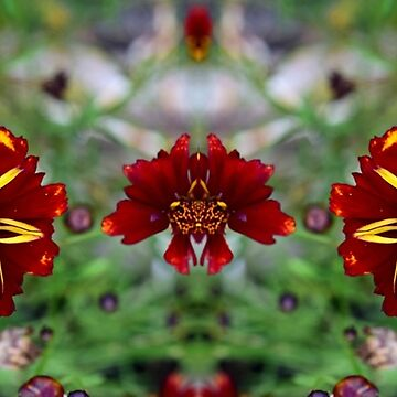Red Flowers Pt. 2  by Kaitbrooks35