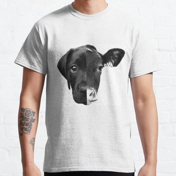 égalité animale. T-shirt classique