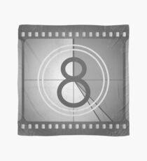 Vintage Countdown Film Scarf