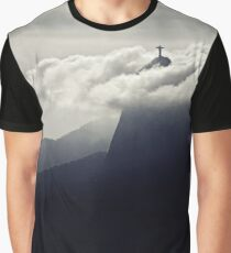 Cristo Redentor Graphic T-Shirt