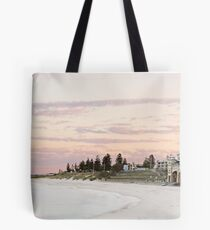 Cottesloe Beach sunrise Tote Bag