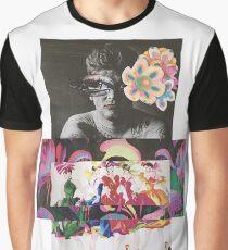 Diane Arbus Collage Graphic T-Shirt