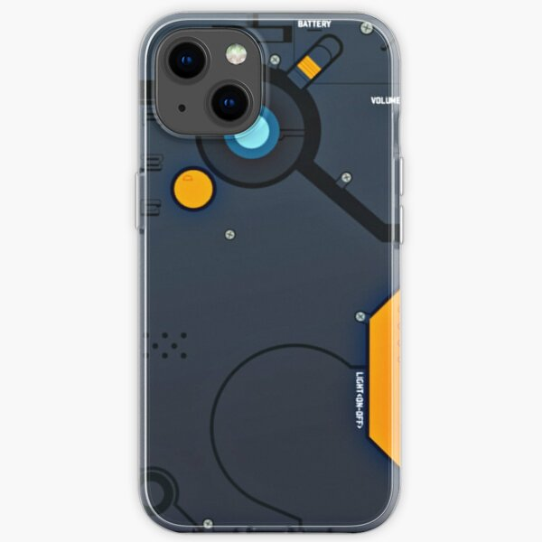 iDroid - Metal Gear Solid V iPhone Soft Case