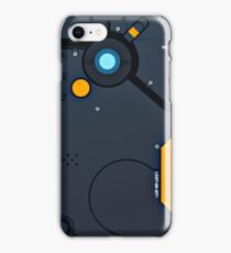 iDroid - Metal Gear Solid V iPhone Case/Skin