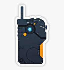 iDroid - Metal Gear Solid V Sticker
