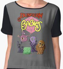 Dungeon Babies Chiffon Top