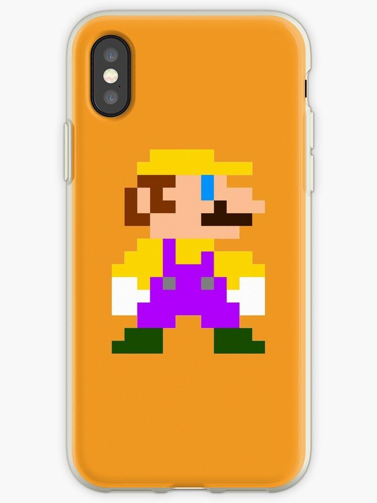Mario (Wario) by googletumble69
