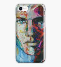Portret #1 iPhone Case/Skin