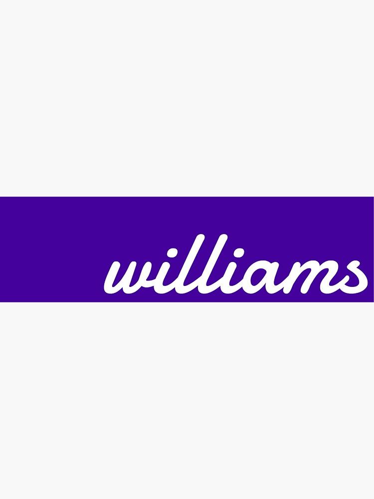 Williams de sorasicha