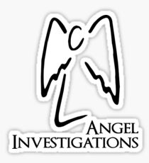 Angel Investigations Sticker