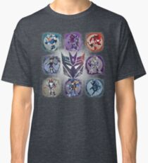 Decepticons Prime- Collection Classic T-Shirt