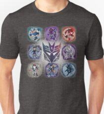 Decepticons Prime- Collection Unisex T-Shirt