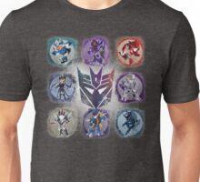 Decepticons Prime- Collection Unisex T-Shirt