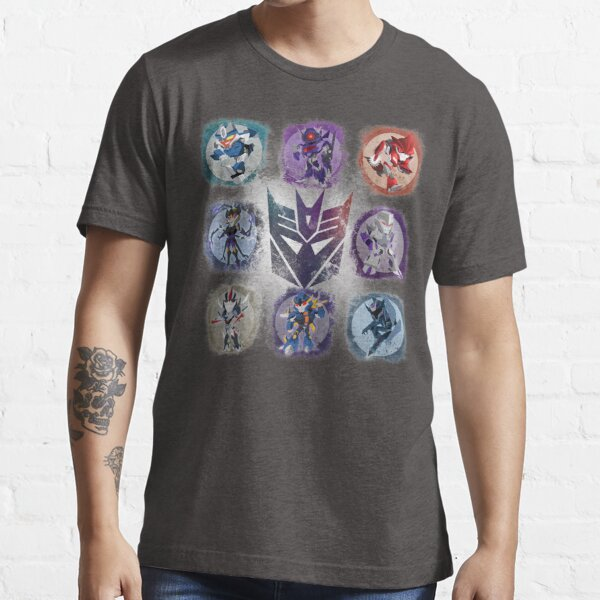Decepticons Prime- Collection Essential T-Shirt
