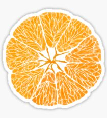 Orange You Glad . . . Sticker