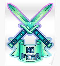 NO FEAR Poster