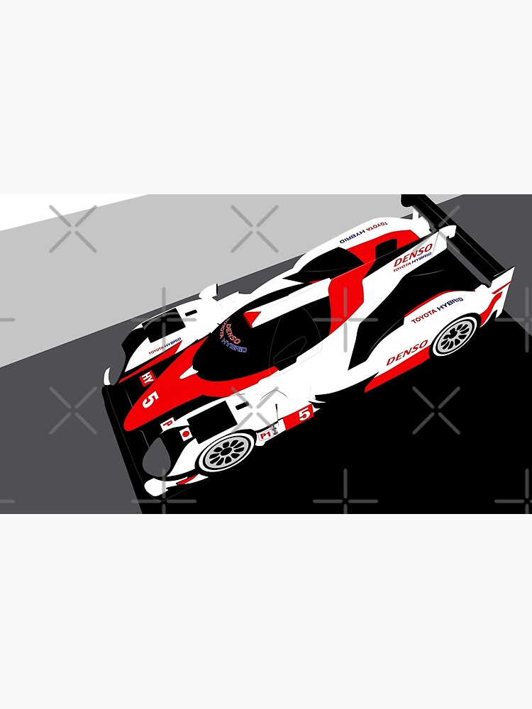 Toyota TS050 by RLineDesigns