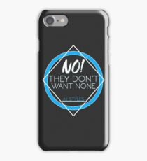 "AJ Styles ""They Don't Want None"" iPhone Case/Skin"