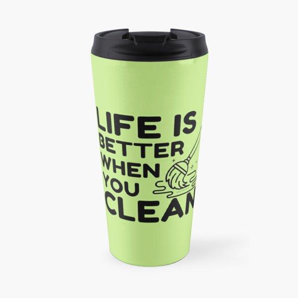 Copy of Team Cleaner Travel Mug