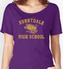 Sunnydale High School Women's Relaxed Fit T-Shirt