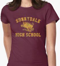 Sunnydale High School Women's Fitted T-Shirt