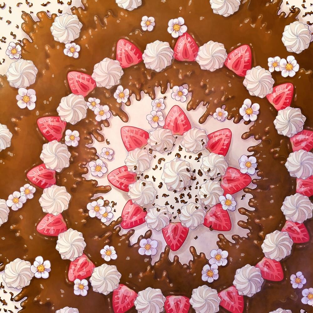 Strawberry Chocolate by Vivibert