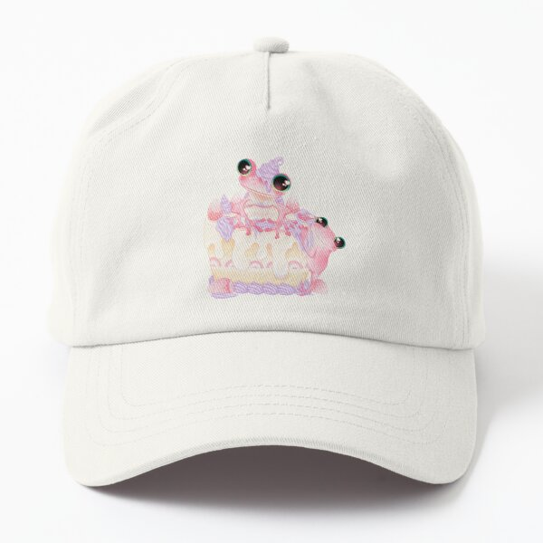 Strawberry Shortcake Frogs Dad Hat