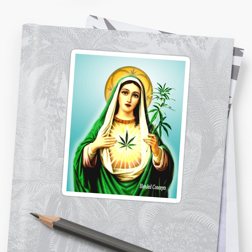 Mother Mary Jane by BlendedConcepts