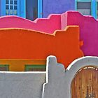 Doors and walls by Linda Sparks