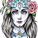 Die Göttin von Emilie Desaunay
