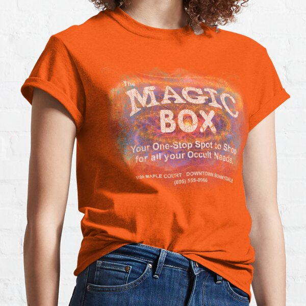 The Magic Box - For all your Occult Needs Classic T-Shirt