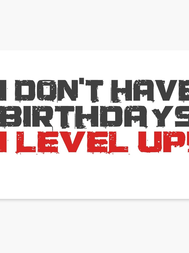 Video Games Gamers Quotes Birthday Funny Quotes Cool | Canvas Print