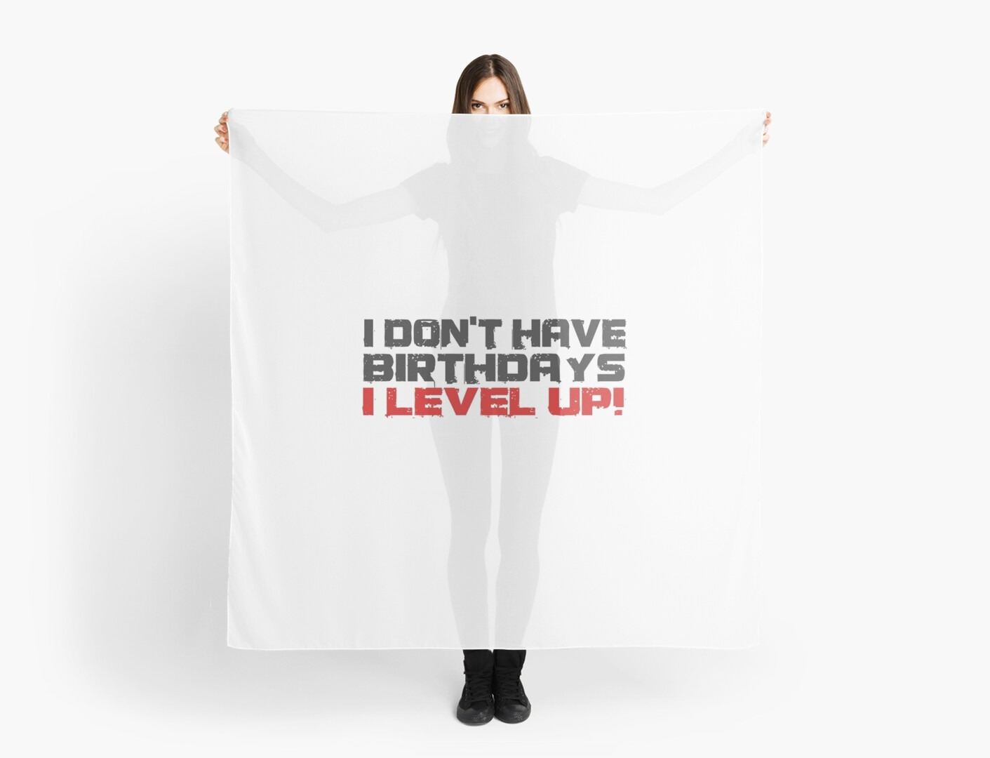 Video Games Gamers Quotes Birthday Funny Quotes Cool Scarves By