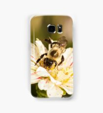 Bumble Bee Collecting Pollen Samsung Galaxy Case/Skin
