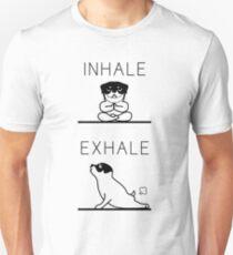 ROTTWEILER- YOGA Unisex T-Shirt