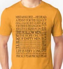 The Hollow Men 2 Unisex T-Shirt