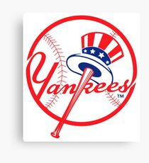 NY Yankees Canvas Print