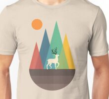 Step Of Autumn Unisex T-Shirt