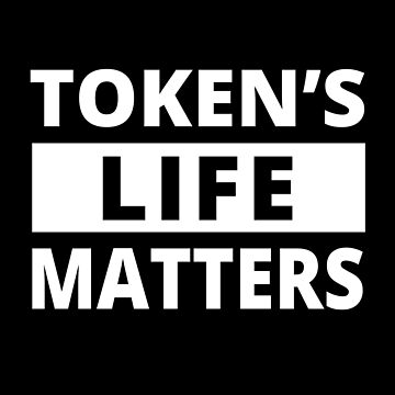 Token's Life Matters - South Park by garlic-creative