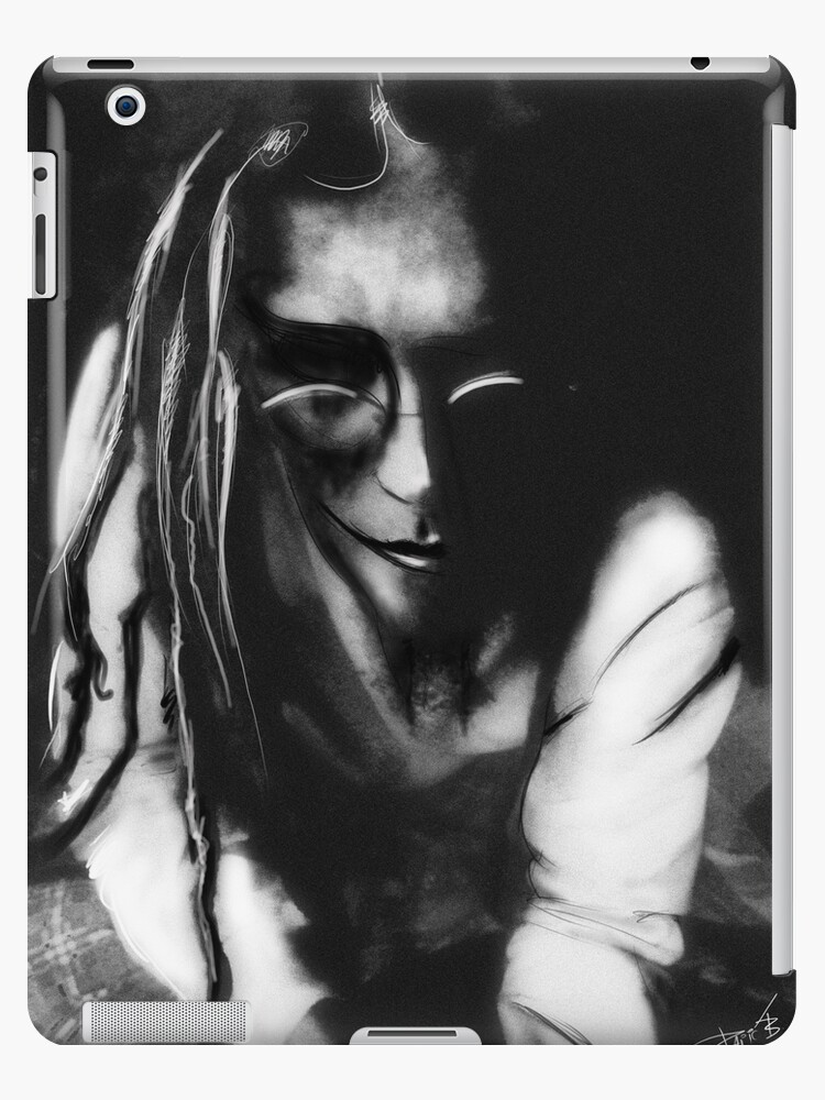 The wisperer (self portrait) by TheMaker