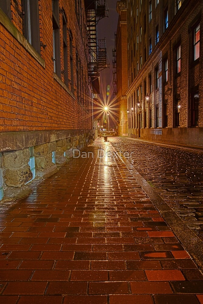 Starburst Alley by Dan Dexter