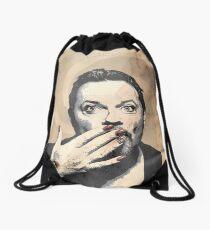 Eddie Izzard Drawstring Bag