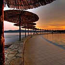 Dalmatian Sunset by paolo1955
