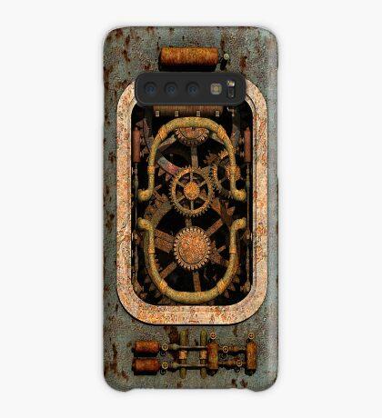 Infernal Steampunk Machine #1 phone cases Case/Skin for Samsung Galaxy
