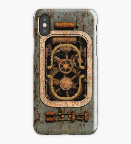 Infernal Steampunk Machine #1 phone cases iPhone Case
