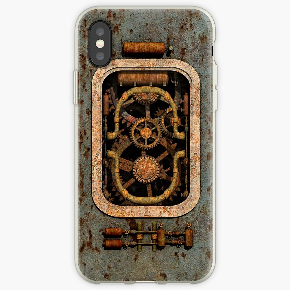 Infernal Steampunk Machine #1 phone cases iPhone Case & Cover